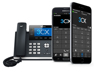 3CX Phone Systems